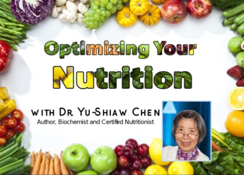 Optimizing Your Nutrition (Streaming video)