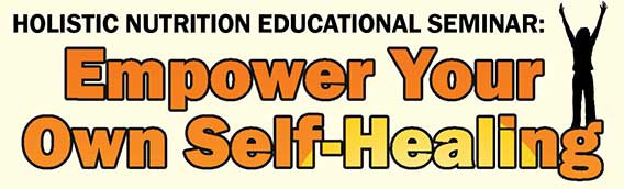 Empower Your Own Self-Healing